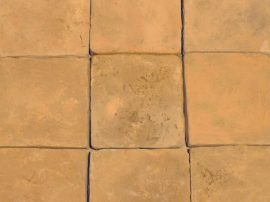 FabroStone Cotto Tavella 30x30cm homok térburkolat